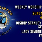 Weekly Worship Experience Events